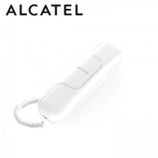 Τηλεφωνική Συσκευή Alcatel T06 Λευκή